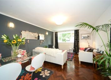 Thumbnail 2 bed flat for sale in Hillview Court, Oaks Avenue, London