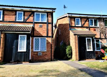 Thumbnail 1 bed semi-detached house to rent in Ingleside, Colnbrook, Slough