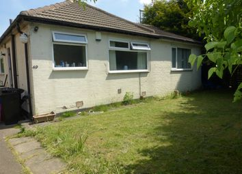 Thumbnail 2 bedroom detached bungalow for sale in Fearnville Mount, Leeds
