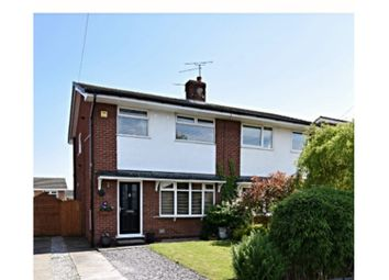 Thumbnail 3 bed semi-detached house for sale in Grenville Close, Haslington