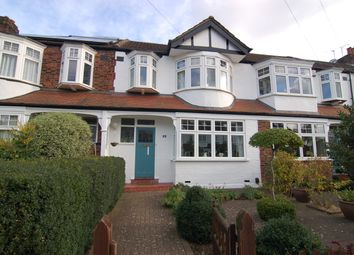 Thumbnail 3 bed terraced house to rent in Cannon Close, London