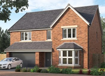 """Thumbnail 5 bed property for sale in """"The Whinwick"""" at Low Gill View, Marton-In-Cleveland, Middlesbrough"""