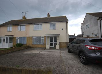Thumbnail 3 bed semi-detached house for sale in Beaufort Avenue, Ramsgate