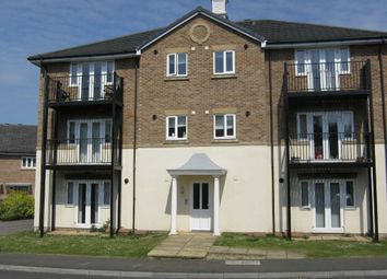 Thumbnail 2 bed flat to rent in Fuscia Way, Rogerstone, Newport
