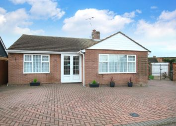 Thumbnail 2 bed detached bungalow for sale in Longmead Close, Herne Bay