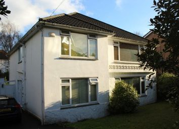 Thumbnail 3 bedroom flat for sale in Alumhurst Road, Westbourne, Bournemouth