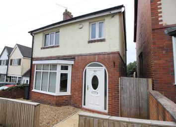 Thumbnail 3 bed detached house for sale in Burton Street, Leek