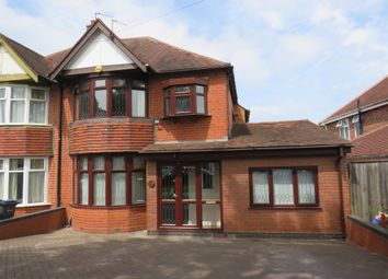 Thumbnail 4 bed semi-detached house for sale in Worlds End Road, Handsworth Wood, Birmingham