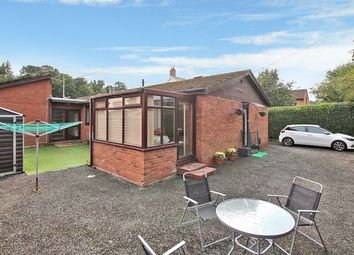 Thumbnail 2 bed semi-detached bungalow for sale in Garth Road, Builth Wells