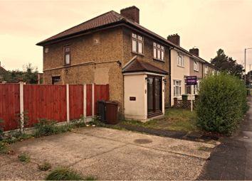 Thumbnail 3 bed end terrace house for sale in St. Georges Road, Dagenham
