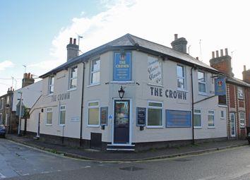 Thumbnail Pub/bar for sale in Crown Street, Stowmarket