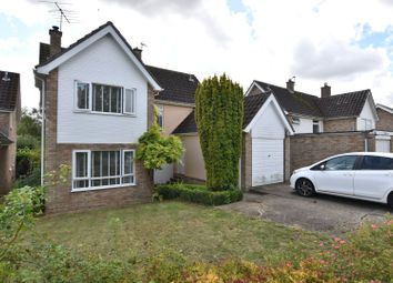 Thumbnail 3 bed detached house for sale in Brook Hall Road, Boxford, Sudbury