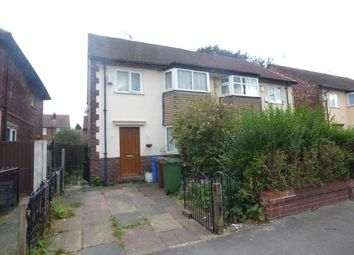 Thumbnail 3 bedroom semi-detached house for sale in Shelley Road, Reddish, Stockport, Cheshire