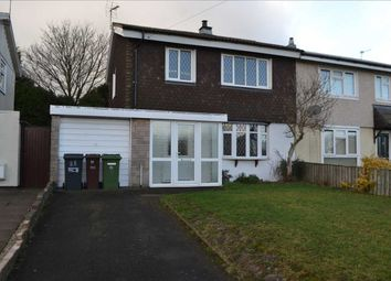 Thumbnail 3 bed semi-detached house for sale in Eastcroft Road, Warstones, Wolverhampton