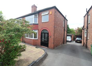 Thumbnail 3 bedroom semi-detached house for sale in Reddish Road, Reddish, Stockport