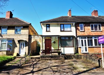 Thumbnail 2 bed semi-detached house for sale in Brookvale Park Road, Birmingham