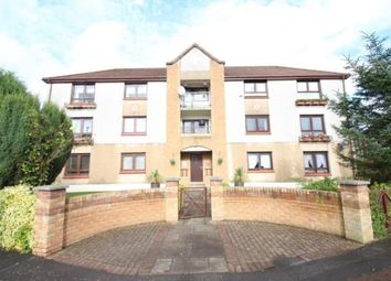 Thumbnail 1 bed flat for sale in Columba Crescent, Motherwell, North Lanarkshire