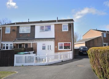 Thumbnail 3 bed link-detached house for sale in Scafell Court, Stanley