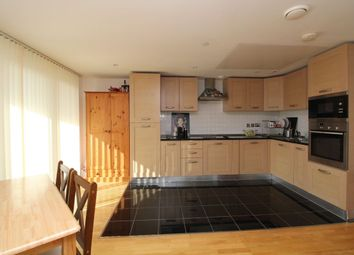 Thumbnail 3 bed flat to rent in Mast Quay, London