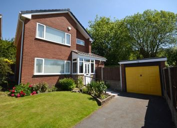 Thumbnail 3 bed detached house for sale in Newenden Road, Whitley, Wigan