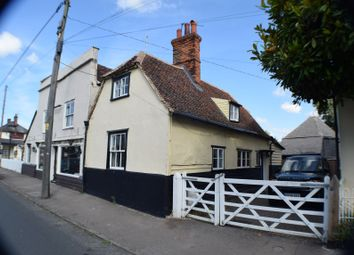 Thumbnail 2 bed cottage for sale in Medley Cottage, 15 The Street, Rayne, Braintree, Essex