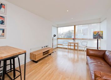 Thumbnail 1 bed flat to rent in Southern Row, London