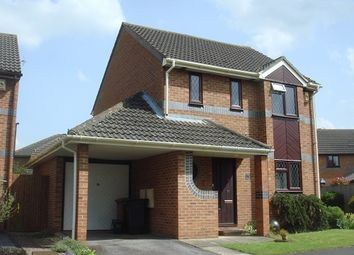 Thumbnail 3 bed detached house to rent in Anson Close, Marcham, Oxfordshire