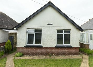 Thumbnail 2 bedroom detached bungalow for sale in Canteen Road, Whiteley Bank, Ventnor, Isle Of Wight