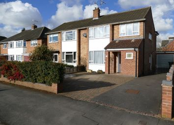 Thumbnail 3 bed semi-detached house for sale in Queens Road, Kenilworth