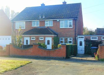 Thumbnail 3 bed semi-detached house for sale in Riverside Close, Sheepy Magna, Atherstone