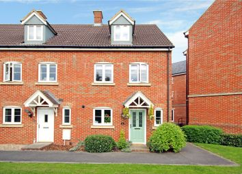 Thumbnail 3 bed detached house to rent in Queen Elizabeth Drive, Taw Hill, Swindon
