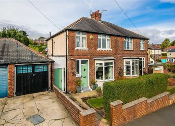 Thumbnail 3 bed semi-detached house for sale in 14, Falkland Road, Ecclesall