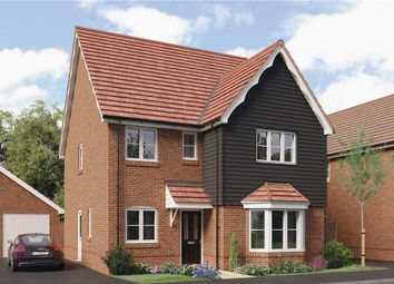 "Thumbnail 4 bed detached house for sale in ""Mitford"" at Worthing Road, Southwater, Horsham"