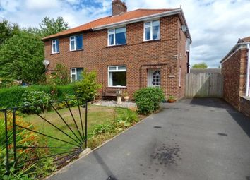 Thumbnail 3 bed semi-detached house for sale in Brundholme, Corby Hill, Carlisle, Cumbria