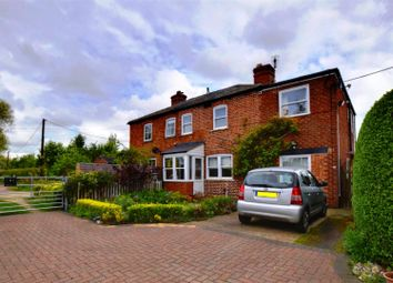 Thumbnail 4 bed semi-detached house for sale in Scargate Lane, Kirkby Green, Lincoln, Lincolnshire