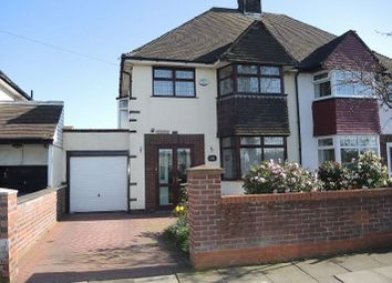 Thumbnail 3 bed semi-detached house for sale in Sandforth Road, West Derby, Liverpool