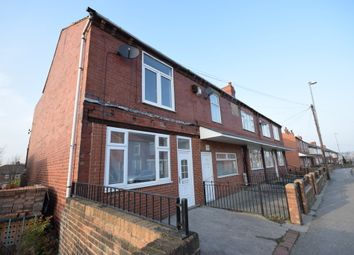 Thumbnail 2 bed end terrace house to rent in Westfield Lane, South Elmsall, Pontefract