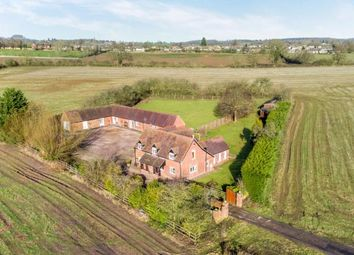 Thumbnail 4 bed detached house for sale in Hampton Road, Warwick, Warwickshire, .