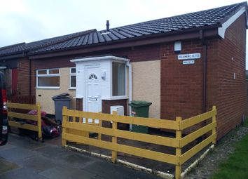 Thumbnail 1 bed terraced bungalow to rent in Delamere Close, Prenton