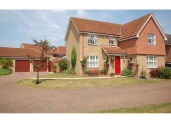 4 bed detached house for sale in Fennel Way, Thetford IP24