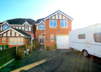 4 bed detached house for sale in Cooke Close, Thorpe Astley, Braunstone, Leicester LE3