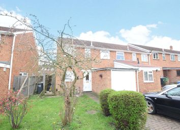 Thumbnail 3 bed end terrace house to rent in Christchurch Drive, Blackwater, Camberley, Hampshire