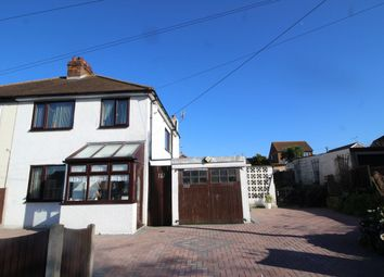 Thumbnail 3 bed semi-detached house for sale in The Broadway, Minster On Sea, Sheerness