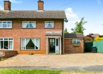 Thumbnail 3 bed semi-detached house for sale in Haddenham, Ely, Cambridgeshire