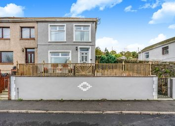 Thumbnail 3 bed end terrace house for sale in Lloyds Terrace, Cymmer, Port Talbot