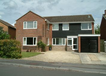 Thumbnail 5 bed detached house for sale in Ash Drive, North Bradley, Trowbridge