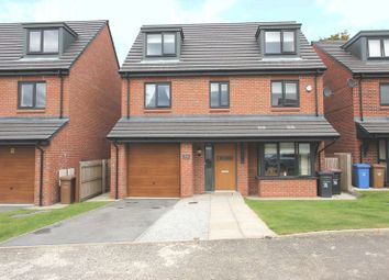 Thumbnail 6 bed detached house to rent in Greene Way, Salford