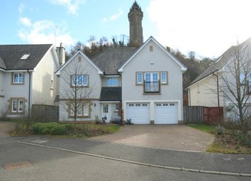 Thumbnail 6 bed detached house for sale in Marsden Court, Stirling