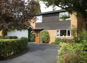 Thumbnail 4 bed detached house for sale in Thurston Gate, Peterborough, Cambridgeshire