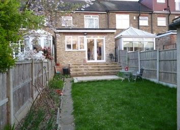 Thumbnail 4 bed terraced house to rent in Glenwood Drive, Gidea Park, Romford